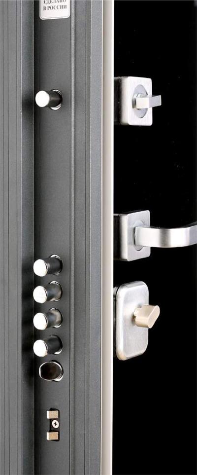 Преимущество стальных дверей Ле гран