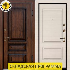 Входная дверь Патина база-42